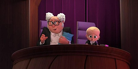 QUANTICO - Movie: Boss Baby: Family Business - PG *REGULAR PAID ADMISSION* tickets
