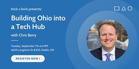 Brick X Brick: Building Ohio into a Tech Hub tickets