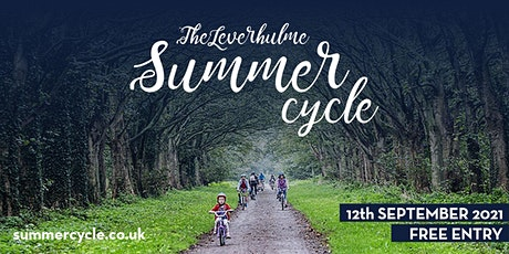 Leverhulme Summer Cycle 2021 tickets