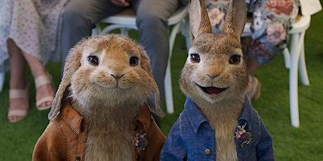 QUANTICO - Movie: Peter Rabbit 2: The Runaway - PG *REGULAR PAID ADMISSION* tickets