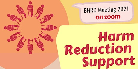 Harm Reduction Support Groups tickets