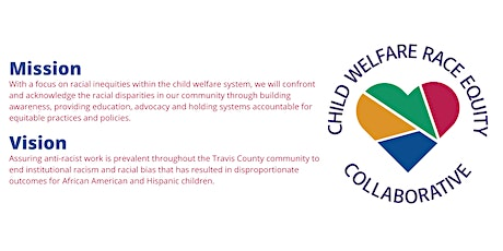 Child Welfare Race Equity Collaborative Monthly Convening - October 2021 tickets