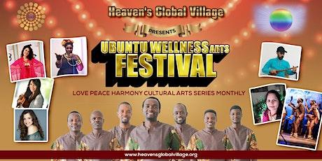 Ubuntu Wellness Arts Festival tickets