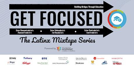 """Get Focused: The Latinx Mixtape Series - """"Discovering Soy Yo"""" entradas"""