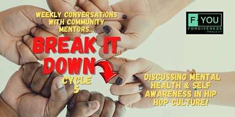 """""""Break it down"""" Mentors Supporting Mentors - Cycle 5 tickets"""