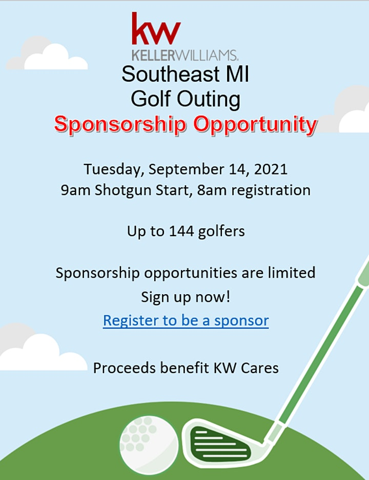 KW Southeast Michigan Golf Outing Sponsors image