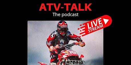 ATV TALK LIVE! tickets