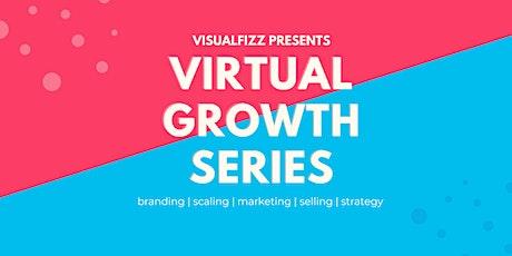 VisualFizz Virtual Growth Series: Founder of Loud Brew tickets