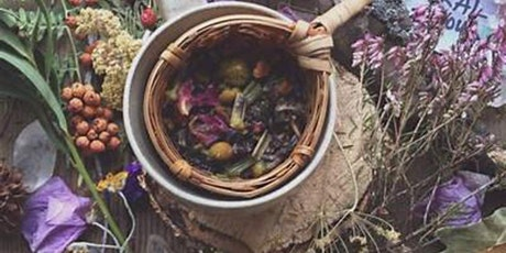 Protection Herbs, Oils and Crystals Online Class tickets