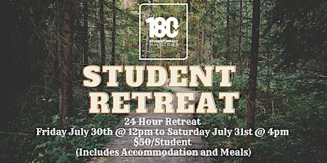 180 Student Retreat tickets