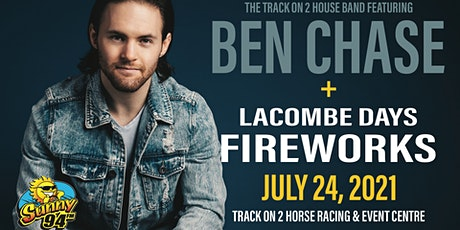 Lacombe Days Concert and Fireworks tickets