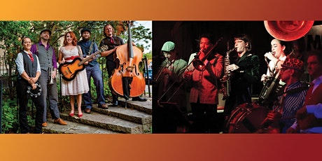 Miss Myra and the Moonshiners and Rum Velvet (from Chicago) tickets