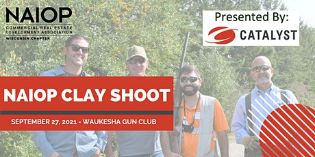 2021 NAIOP Wisconsin Annual Clay Shoot tickets