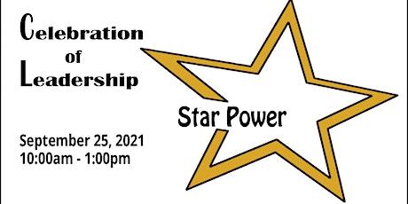 D7 2020-2021 Celebration of Leadership: Star Power tickets