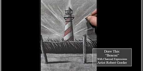 """Charcoal Drawing Event """"The Beacon"""" in Mauston tickets"""