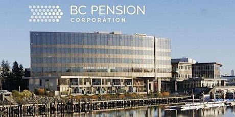 BC Pension Corporation Employer Forum tickets