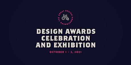 A16 Design Awards Celebration & Exhibition tickets