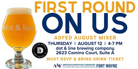 AdFed August Mixer tickets