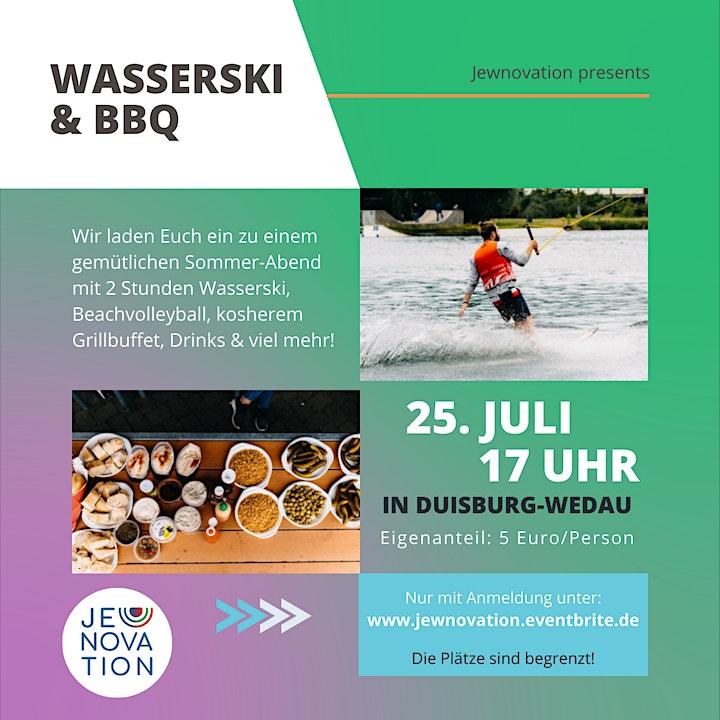 Wasserski & BBQ: Bild