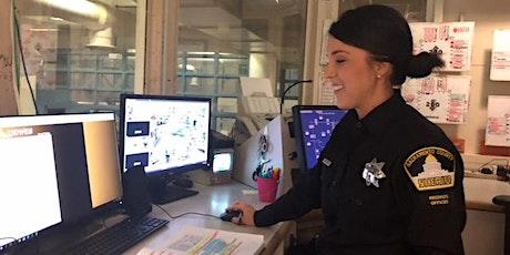 Sheriff Records Officer I Employment Seminar-Sacramento County Sheriff's tickets