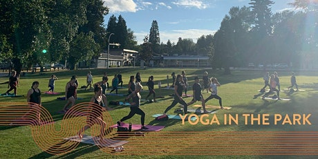 Yoga in the Park - 6:00pm - July 28, 2021 tickets