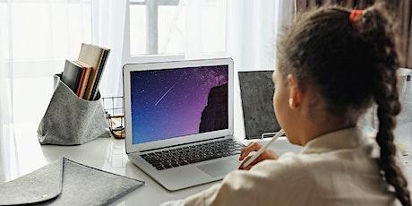 Shooting Stars - Home Learners Webinar tickets