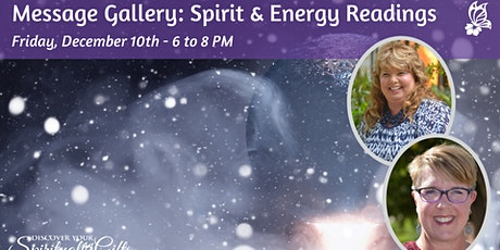 Message Gallery: Spirit & Energy Readings tickets