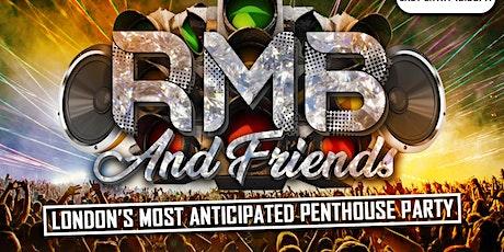 RMB&Friends tickets