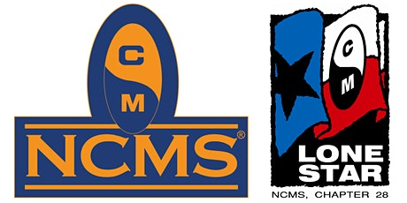 NCMS Lone Star Chapter Meeting - August 2021 tickets