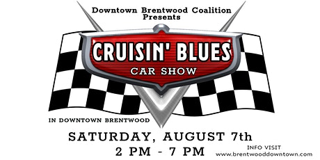 2021 Cruisin' Blues  - Car Show & Blues Concert tickets