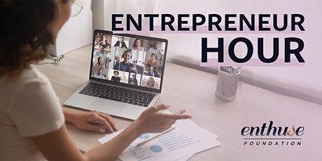 August Entrepreneur Lunch Hour  - Crowdfunding tickets