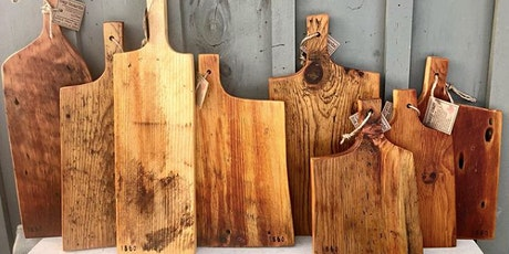 Waverley Workshops: Charcuterie Boards...making them & plating them tickets