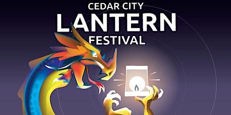 3rd Annual Cedar City Lantern Festival & Movie tickets