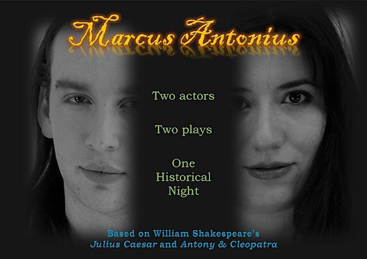 Marcus Antonius with His & Hers Theatre Company image