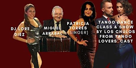 Milonga del SUR presented by TANGO LOVERS  and FUNDACION  ALFREDO LERIDA tickets