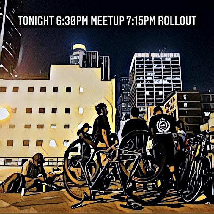 Western Ridazz Wu-Tang Wednesday Night Rideout image