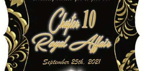 Chapter 10 -Royal Affair Charity Event tickets