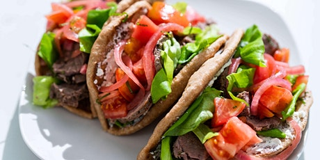 FREE Cooking Class: Lamb Gyros with Whipped Feta tickets