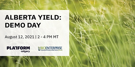 Alberta Yield Demo Day tickets