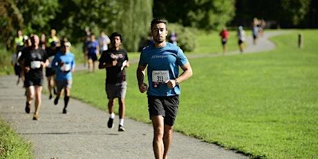 2021 TCS New York City Marathon 18M Training Run Race Day Bib Pickup tickets