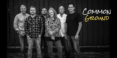 Common Ground @ The Hidden Willow tickets