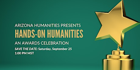 2021 Hands-On Humanities Virtual Awards Celebration tickets