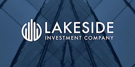 Lakeside Investment Company- Redstone Virtual Presentation tickets