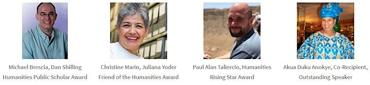 2021 Hands-On Humanities Virtual Awards Celebration image