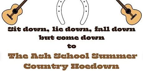 Ash School Summer Country Hoedown tickets