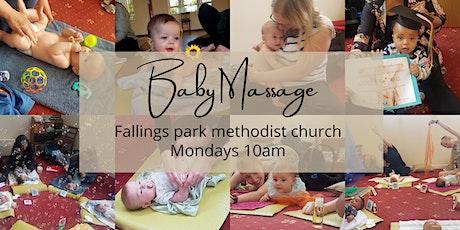 Baby Massage tickets