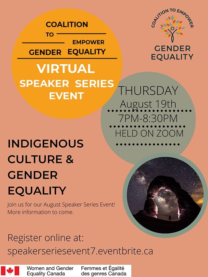 Gender Equality and Indigenous Culture image