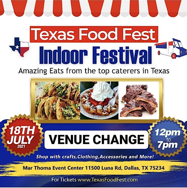 Texas Food Fest DFW image