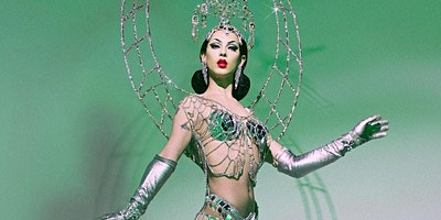 """SHOW POSTPONED to 2/17/2022: Violet Chachki Presents """"A Lot More Me"""""""