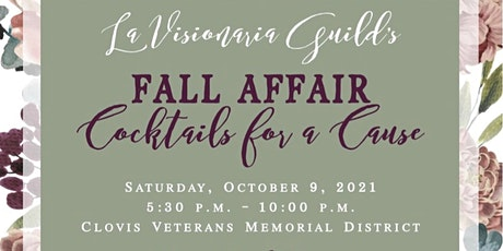 La Visionaria's Cocktails for a Cause tickets